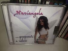 MARIANGELA PREPARATI A VOLARE  RARO CD 2007 MARCO ARMANI COME NUOVO