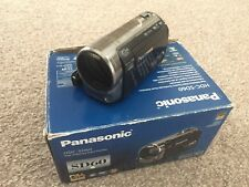 Panasonic HDC-SD60 High Definition Video Camera