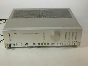 JVC A-X5 Stereo Integrated Amplifier Super A