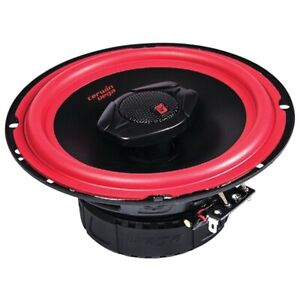 Vega Series 2-Way Coaxial Speakers 6.5 inch 400 Watts max