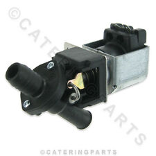 HOBART 323785-1 DRAIN SOLENOID VALVE 17mm IN/OUT HX GX SERIES DISHWASHER 230V