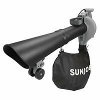 Sun Joe 14AMP 250MPH 4-in-1 Electric Blower/Vacuum/Mulcher/Gutter Cleaner SBJ606