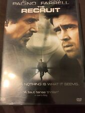 The Recruit (DVD, 2003)