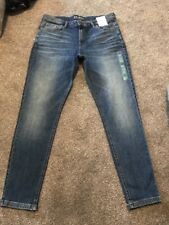 M&s Tint Low Rise Skinny Jeans Size 14 Regular  Bnwt Free Sameday Postage