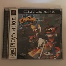 Crash Bandicoot 3 Warped (PlayStation 1, 1998) Complete Cib + *Lenticular Cover*