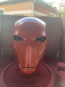 Red Hood Rebirth Helmet