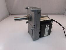ECM-6 6756 45/02 120v Electric Gear Motor 6 RPM CW