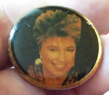 Kathy Valentine lapel jacket pin pre-owned The Go Go's