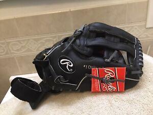 "Rawlings Vise VSB1275 12.75"" Baseball Softball Glove Right Hand Throw New W/Tags"