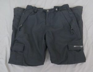 686 Fully Insulated Youth Evolution Waterproof Breathable Ski/Snow Pants Youth M