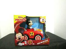 New listing Disney Junior Mickey Mouse Clubhouse Push And Go Racer Toy New