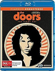 The Doors The Final Cut Blu-ray New & Sealed Oliver Stone