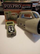 FoxPro Spitfire Electronic Predator Call W/Remote Original Box & Manual