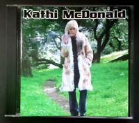KATHI McDONALD s/t US CD