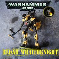 Eldar Wraithknight Warhammer 40k Titan  (VH1)