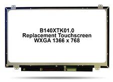 "Grade B TL LG 15.6/"" WLED LCD Screen Panel 1366 x 768 40 Pin LVDS LP156WH4 N2"