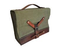 Original Schweizer Armee Tasche echtes Leder 1964 Magazintasche Swiss Armee