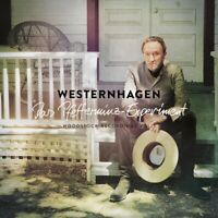 WESTERNHAGEN - DAS PFEFFERMINZ-EXPERIMENT (WOODSTOCK-RECORDINGS)  2 CD+DVD NEU