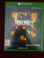 Excelente Estado (Call of Duty-Black Ops 4) especialista Edición XBOX ONE