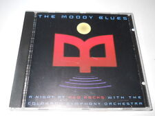 """The Moody Blues """"A Night At Red Rocks & The Colorado Orchestra""""CD(Polydor/BMG)"""