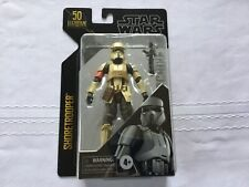NEW STAR WARS THE BLACK SERIES ARCHIVE COLLECTION SHORETROOPER!!