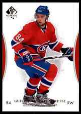 2007-08 SP Authentic Guillaume Latendresse #18