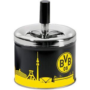 BVB Merchandising Aschenbecher BVB 09 mit Deckel Unisex - Erwachsene