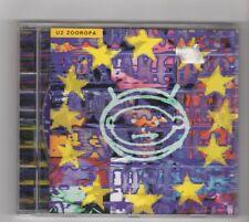 (HW332) U2, Zooropa - 1993 CD
