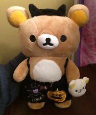 Rilakkuma San-x Halloween Plush