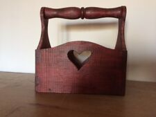 Handmade Traditional Wooden  Trug