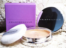 CHANTECAILLE TALC FREE LOOSE POWDER W/PUFF - SHADOW - .25 oz. - BOXED
