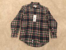 NEW! Mountain Khakis Men's Teton Flannel Shirt Lucky Medium