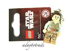 LEGO Star Wars Minifigure Key Ring - Rey - 853603 RBB
