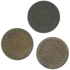 Rumänien Lot 3x 5 Bani A28696