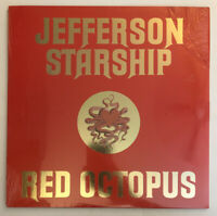 Jefferson Starship - Red Octopus - Factory SEALED 1976 US Promo 1st Press