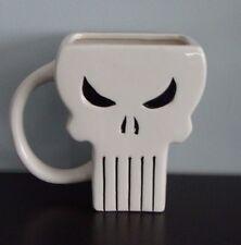 Marvel Comics The Punisher Mug Oversized Skull Logo 3D Frank Castle Daredevil