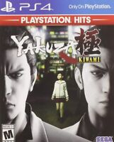 Yakuza Kiwami PS4 Sony PlayStation 4 Brand New PS Hits
