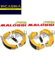 8316 - GANASCE FRENO ANTERIORI + POSTERIORI MALOSSI VESPA 125 ET3 PRIMAVERA