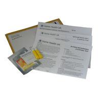 Food Intolerance Test 64 Foods Tested Home Allergy Testing Kit (STD) Postal Pack