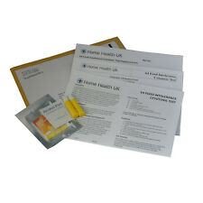 Food Intolerance Test 64 Foods Tested Home Allergy Testing Kit (STD) Postal Pack