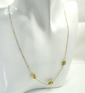 Lovely 18 carat Gold Knot Necklace