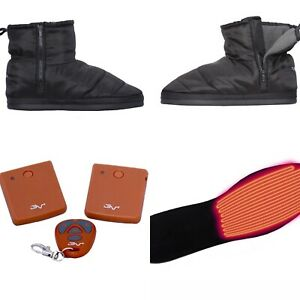 NEW Volt  Heated Slippers Generation IV/ 4 Medium Women's 6.5-8 Booties Unisex