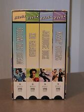Elvis Presley VHS 4 Movie Box Set Commemorative Collection Presley Pack Vol. 2