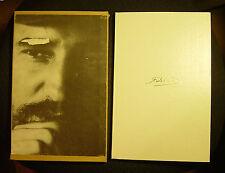 Fidel Castro: History Will Absolve Me (hardcover & slipcase) 1975 (CUBA)