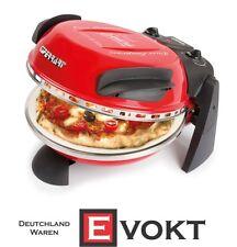 G3Ferrari Delizia Pizza Oven with Natural Stone 1200W RED G3 Ferrari NEW Rare