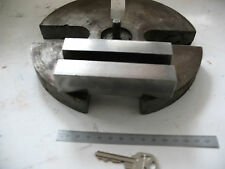 "GROUND Steel Arbor Press anvil wheel BARS (only) 1""X3/4"" X 4"" Plates Matched Pr"