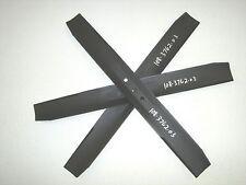 "TORO 21"" cast deck Super Recycler mower OEM MULCH blade 3 piece set 108-3762-03"