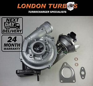 Ford S-Max Galaxy Kuga 2.0TDCi DW10BTED 760774 753847 Turbocharger + Gaskets
