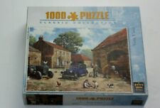 King 1000 Piece Puzzle by Kevin Walsh 'VET'S VISIT' VGC