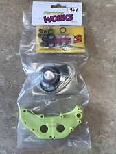 Vintage A&L COMPLETE Lethal Weapon Transmission Kit with Power Clutch for RC10